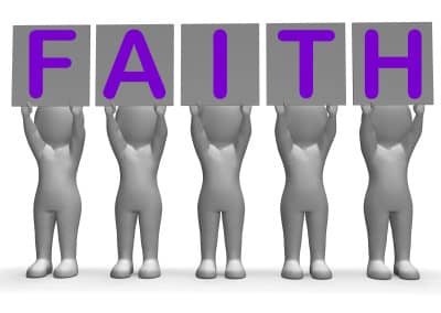Resolute Faith in God Leads to Success