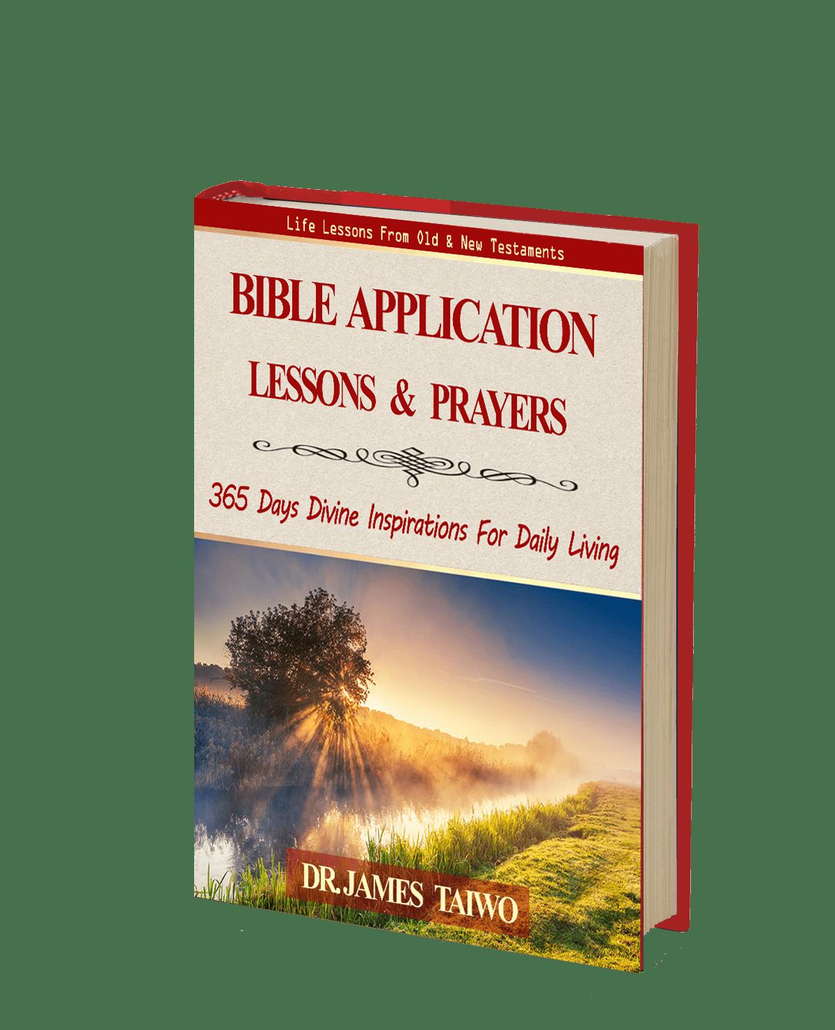 James Taiwo Book