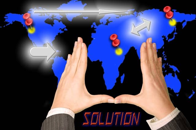 Jesus Is The Permanent Solution to The World Crises