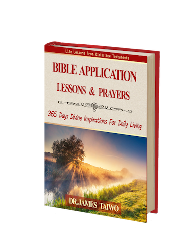 Bible Application Lessons & Prayers