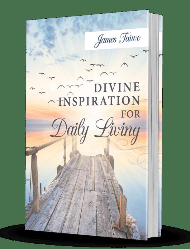 Divine Inspiration Devotional - Book
